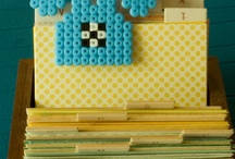 FUSED / a board for the wonder that is fuse beads. :D / by cha0s_the0rie
