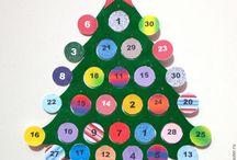 адвент календарь детский1