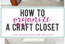 Organize my space