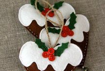 Christmas decor / Ideas for x-mas decorations and souvenirs.