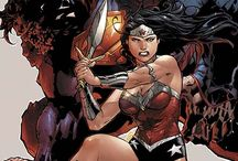 Amazonian Warrior / Anything related to Diana Prince!