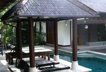 gazebo piscina / Diseño, producción y fabricación exclusiva y ecológica por www.comprarenbali.com