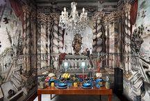 MarioLucaGiusti & Interiors / Interiors with #MarioLucaGiusti #SyntheticCrystal objects