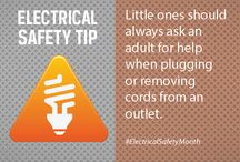 May-National Electric Safety Month / May is National #ElectricalSafetyMonth! And electric cooperatives are committed to safety excellence for members. Learn how to play it safe this month and throughout the year.
