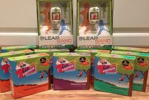 LeapFrog and ClifBar with #FitMadeFun