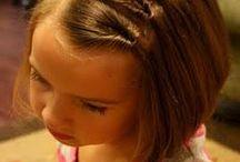 Cheveux des filles