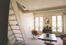 1 Bedroom Loft On Rue Mouffetard / One-bedroom apartment located in the Latin Quarter near the famous Place Contrascope and one of the best pedestrian only shopping streets in Paris, La Rue Mouffetard.