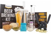 Brewing and Winemaking Kits