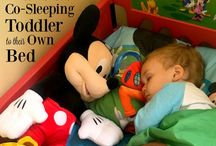Transition from co sleeping