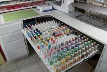 интерьер швейной мастерской