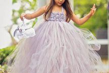 Çocuk tütü elbise