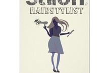 Hair posters