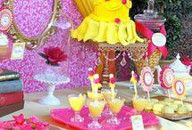 decoracion fiesta Dayana