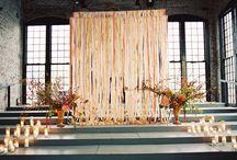 Industry Style Wedding Decoration