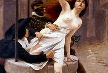 Edouard Debat-Ponsan (1847-1913) / http://lespetitsmaitres.com/2014/12/edouard-debat-ponsan-expo-tours/