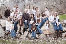 Large groups photography