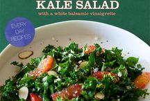 Salad / by Elisa Winter