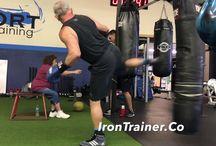 Heavy Bag Training