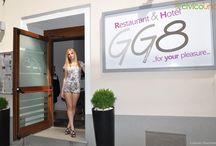 Shooting fotografico - Noemi Rondelli / Shooting fotografico - Noemi Rondelli Location: GG8 Restaurant & hotel