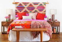 aztec bedroom