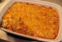 Recipes - Casseroles