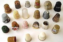 Thimbles & sewing Kits / by Brenda Ison