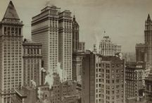 NYC buildings etc.