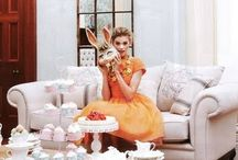 Throw a Tea Party / Great ideas for a girls get tog over tea and scones
