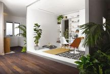 Italian apartment with Brazilian style