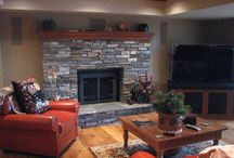 Fireplaces, Wood Stoves & Inserts / LYF custom work