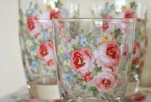 Vasos originales