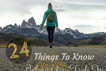 Patagonia - Patagonie