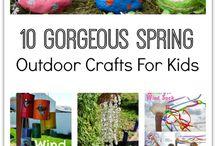 Kid crafts / by Clair Gutierrez