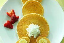 Pancake Day / Delicious pancakes! Bacon pancakes, savoury pancakes, nutella pancakes, pancake pops, pancake bites ....