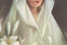 Jezus, Maryja i Święci