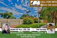 SOLD! Gorgeous Garden Lakes Home / 10934 W Citrus Grove Way, Avondale, AZ 85392 | 4 Beds | 2.5 Bath| 2,481 Square Feet