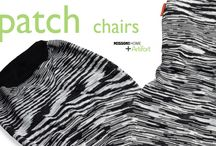 glottman products | artifort + missoni home (patch chair)