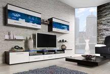 CAMA 1 Wall Furniture Set
