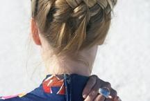 Hair styles / by Leah Hamilton