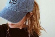Bonés e chapéus
