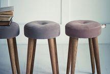 stools / by Helen Puxley