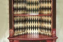 Carpentry: Bookcases