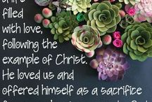 Jesus Christ is our true exampke
