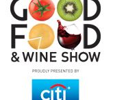 Good Food & Wine Show / #goodfoodie