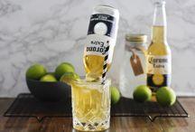 """Getränke - Drinks & Cockatils / Fruchtige Cocktails, klassische Longdrinks oder ausgefallene Kreationen und natürlich unsere Lieblingsgetränke erwarten euch unter """"Getränke""""."""