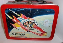 Vintage Lunch Boxes / by Julie Wilcox Murray