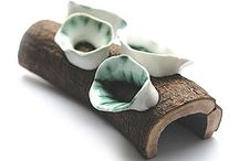 Porcelain and ceramic jewellery / by Passions