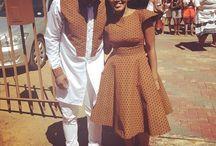 Traditional Setswana Regalia