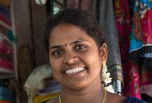 Sourires d'Inde