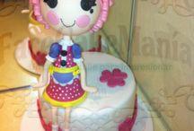 Mis tartas!!! / Una tarta no es sólo un regalo más, es un dulce detalle que genera emociones y puede sorprender a familiares, amigos y mucho más.